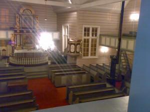 Kirkerommet, 2008