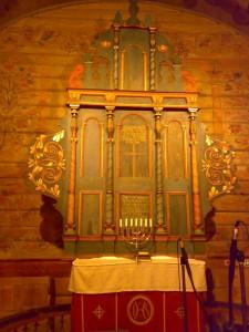 Grindheim kirke 5