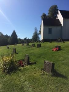 Grindheim kyrkjegard
