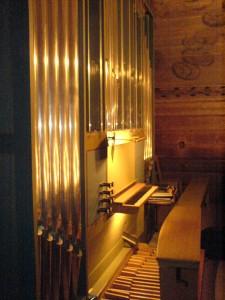 Grindheim orgel