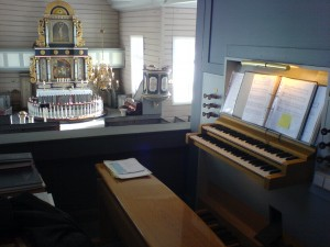 Organistplass, 2006