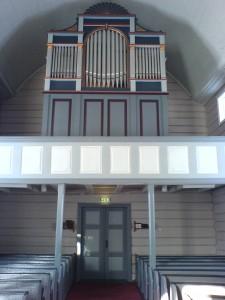 Orgelgalleriet, 2006